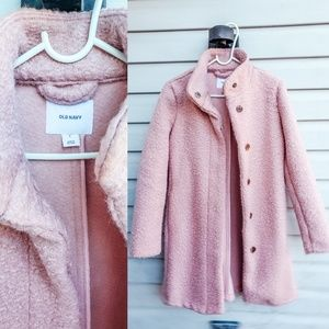 Old Navy Wool Coat